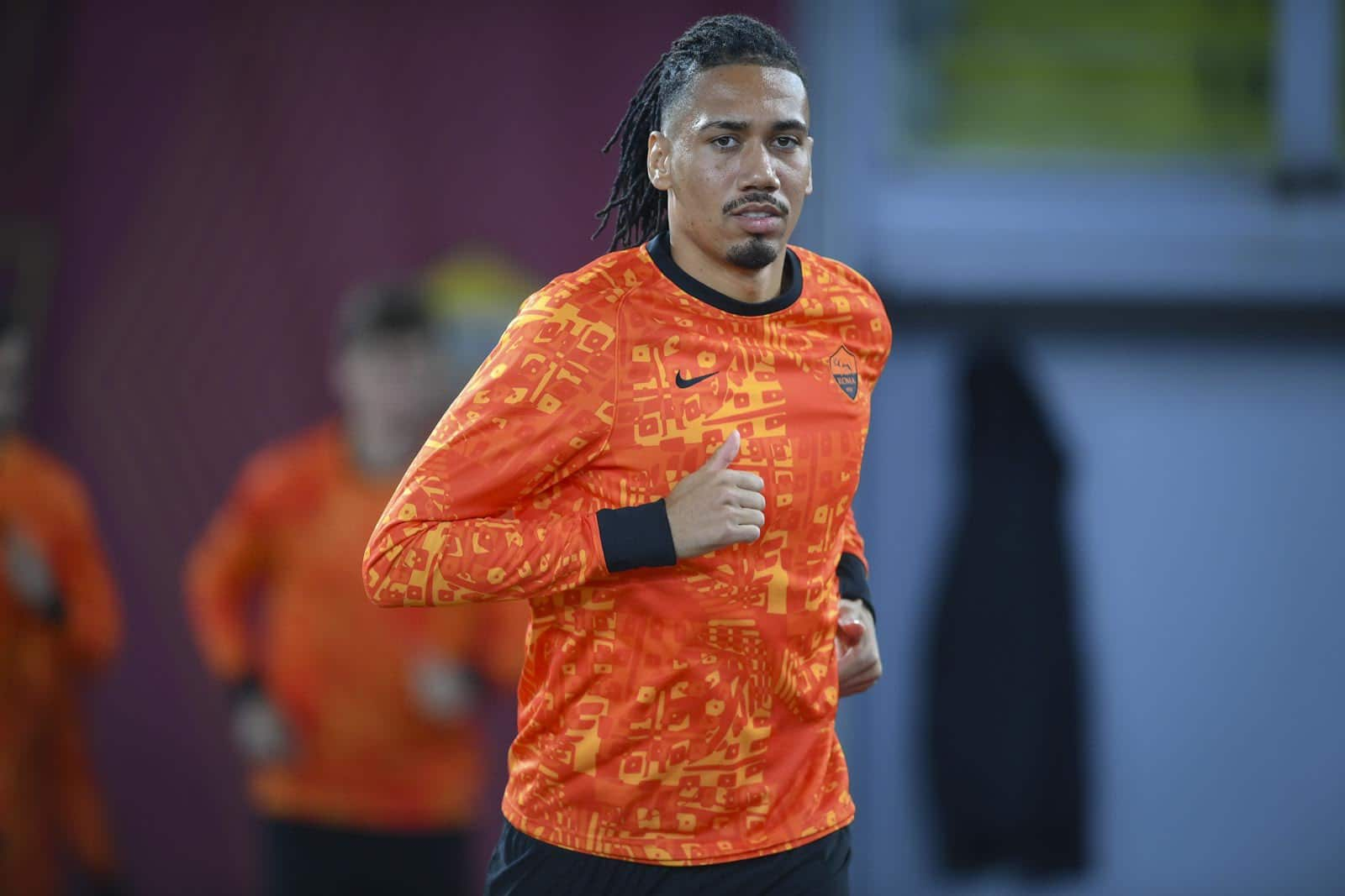 Europa League Semis: Smalling Eager To Face Former Club Man United