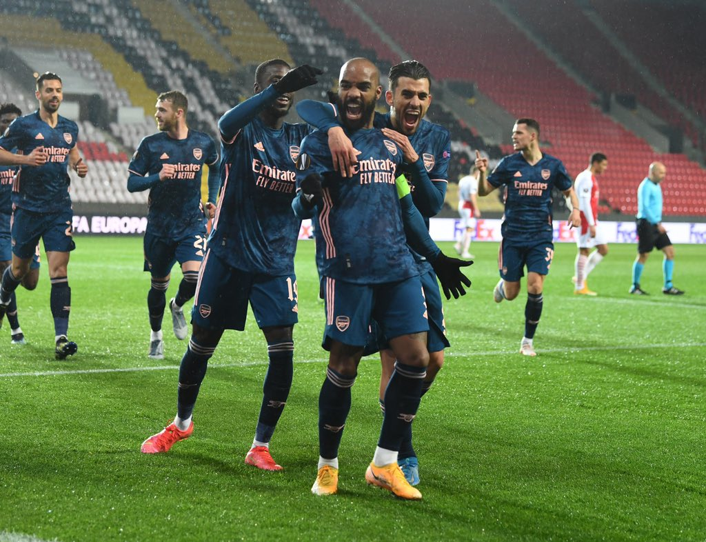 Winterburn X-Rays 'Inconsistent Arsenal'  Ahead Europa League Clash Vs Emery's Villarreal