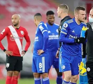 Rodgers:Why Iheanacho, Ndidi, Leicester Teammates Struggled Against 10-Man Southampton