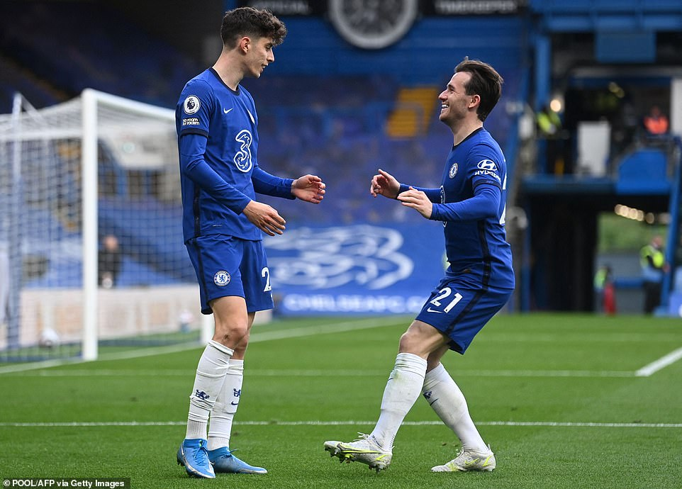 Havertz Double For Chelsea Pushes Aina's Fulham Further Into Relegation Zone