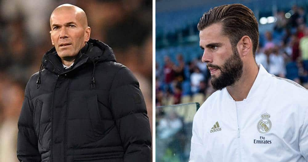 Don't Leave Real Madrid – Nacho Begs Zidane