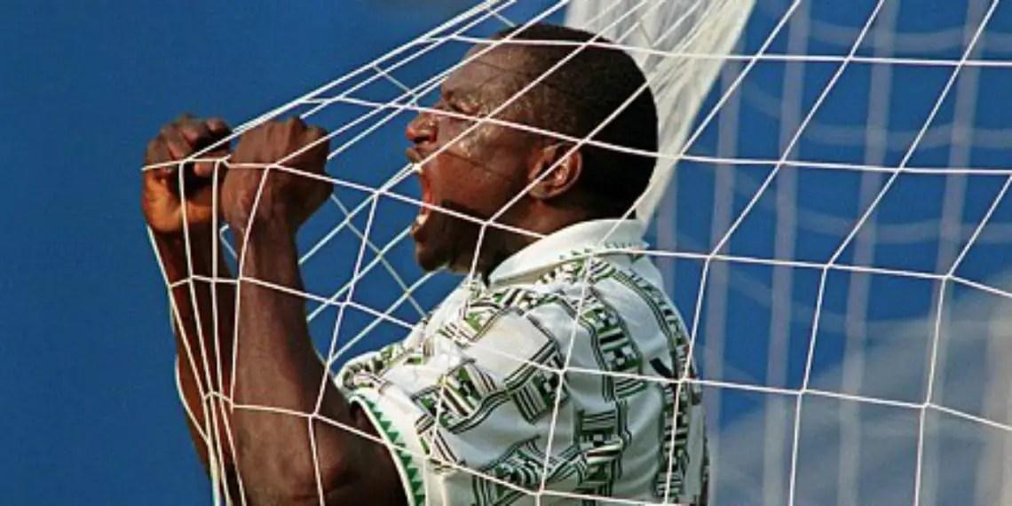 Revealed:  How Rashidi Yekini Begged Teammates For Support Ahead 1994 World Cup