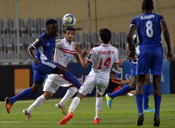 CAFCC:  Pyramids FC Thrash Enyimba 4-1 In Cairo