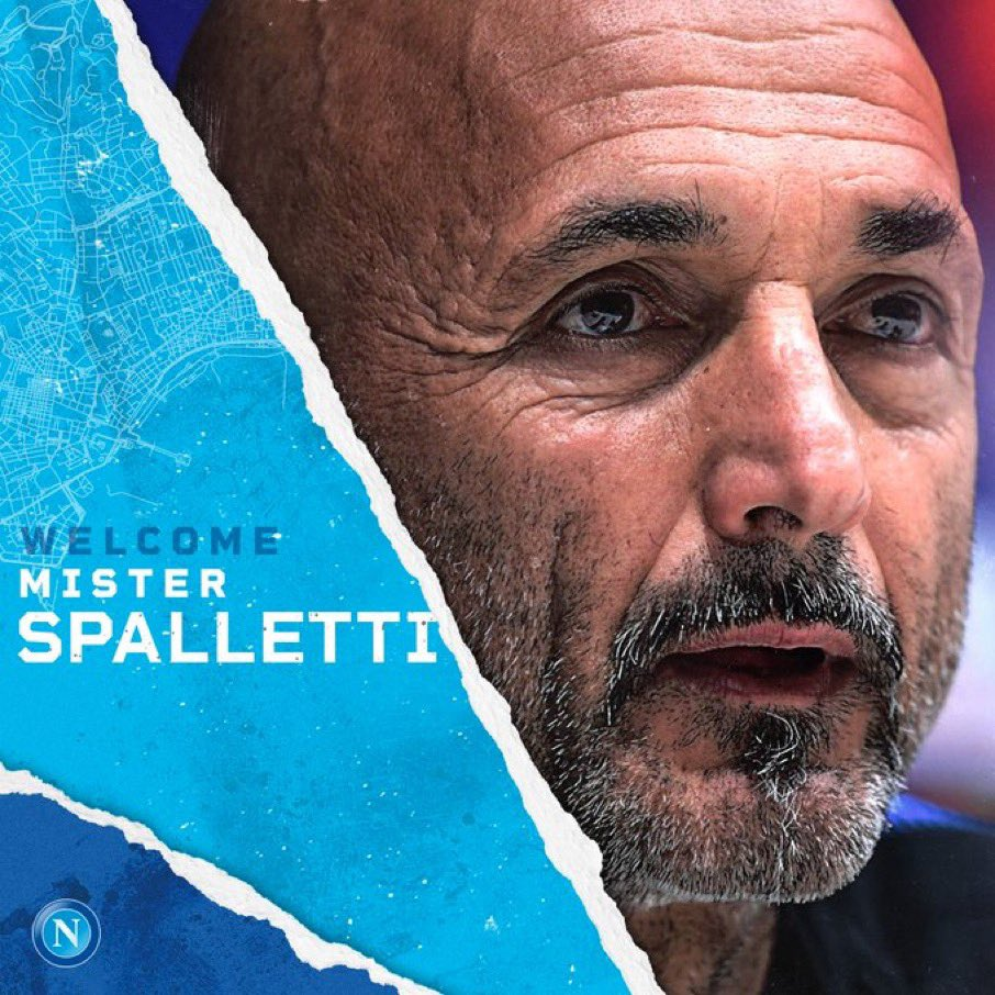 Osimhen's Napoli Appoint Spalleti As New Manager