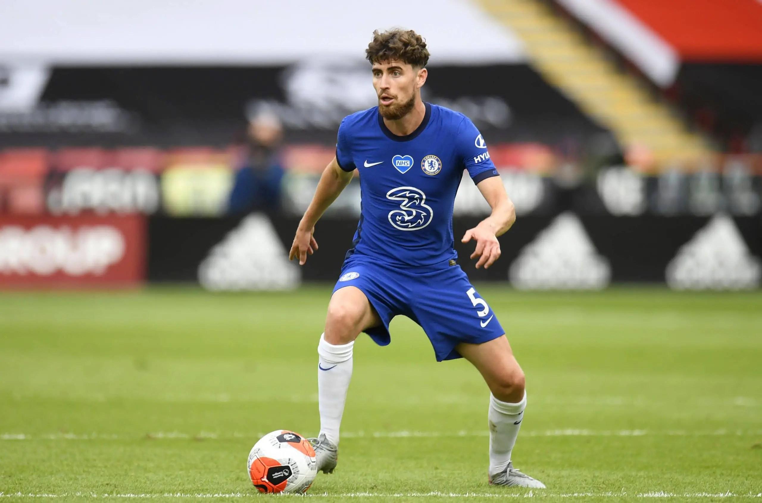 I'm Still Shocked With Chelsea Victory Over Man City -Jorginho