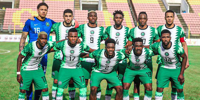 Super Eagles To Know 2022 AFCON Foes Today