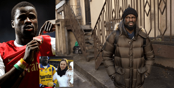 I'm Not Poor And Homeless – Eboue
