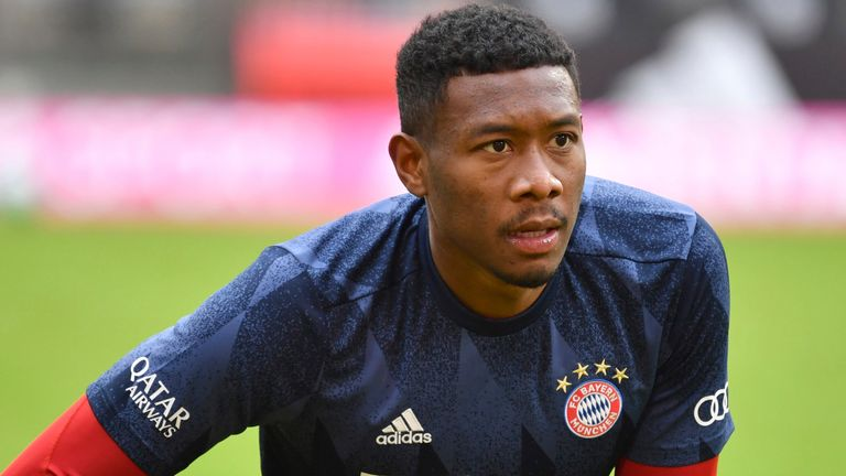 CONFIRMED: Alaba Joins Real Madrid On Five-Year Deal