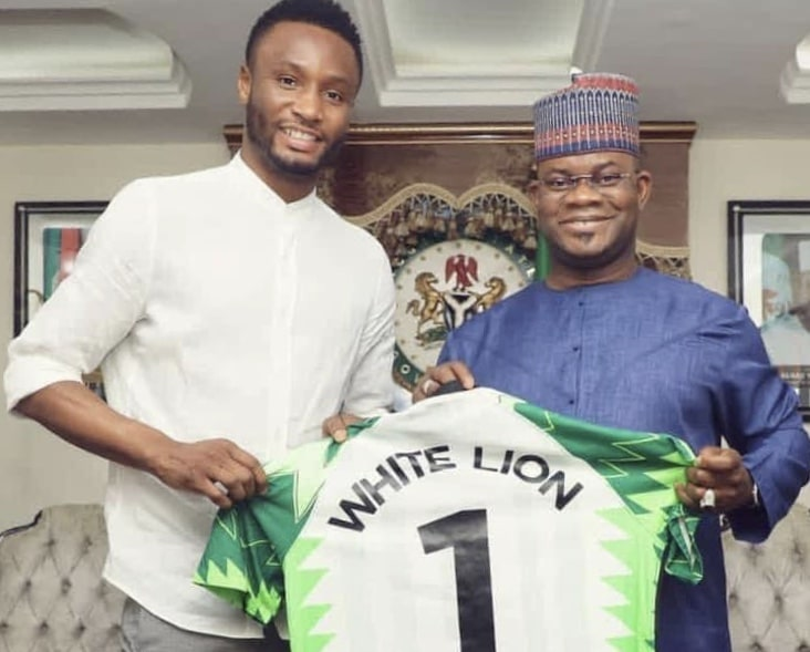 2023: Mikel Throws Weight Behind Gov Bello's Political Ambition