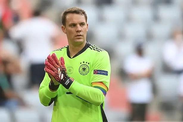 Germany Skipper Neuer Facing UEFA Probe