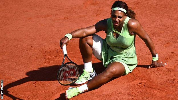 Serena Crashes Out Of French Open