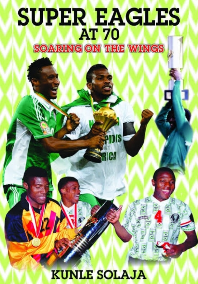 Fashola Hails Kunle Solaja's Book On Super Eagles