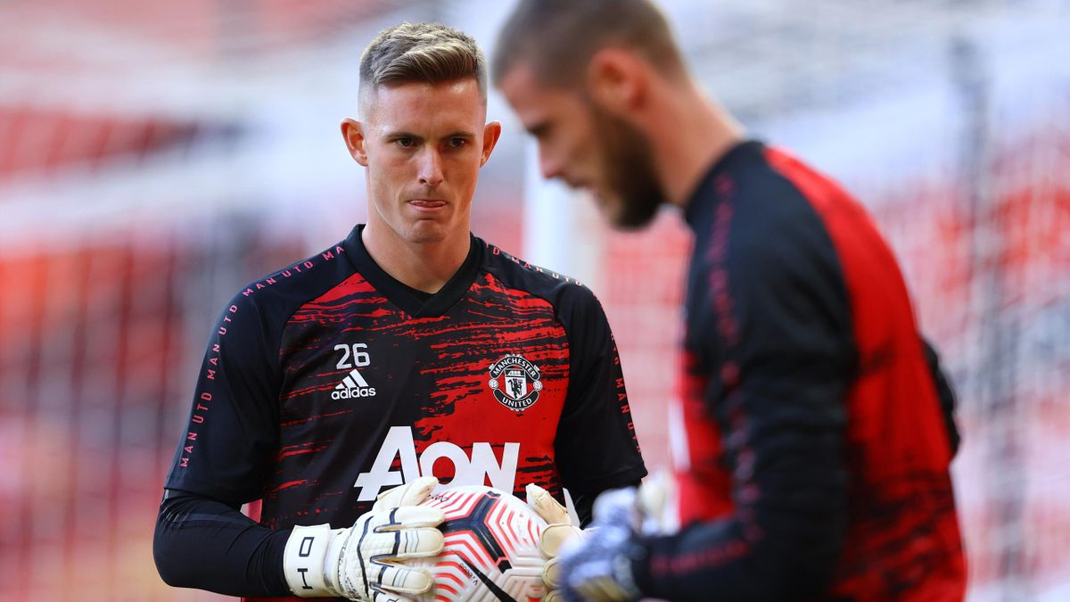 I'm Determined To Be Man United No 1 Goalkeeper -Henderson