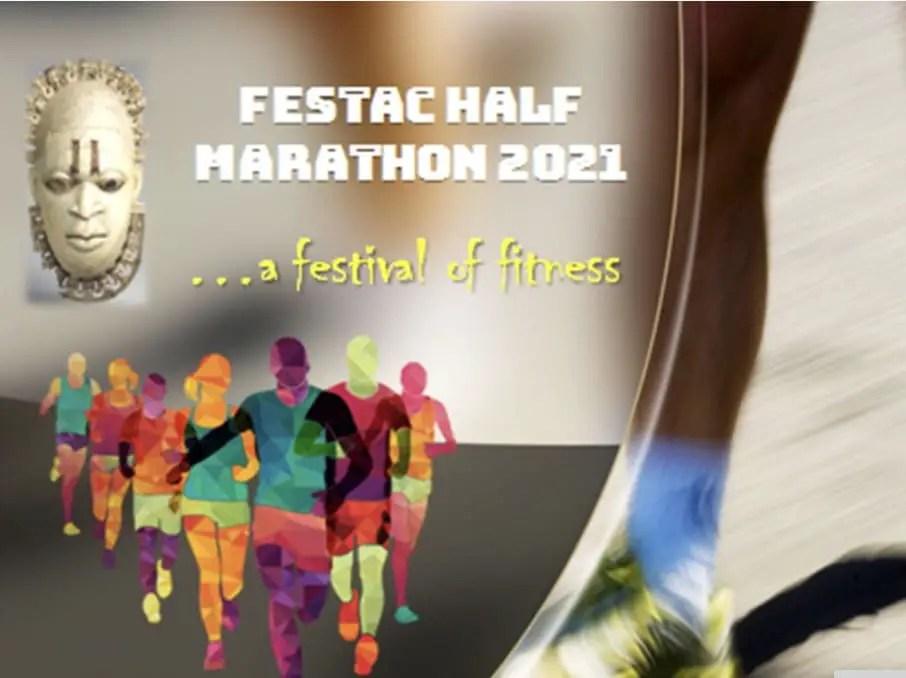 Maiden 2021 Festac Half Marathon To Hold October