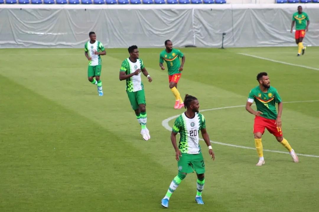 Int'l Friendly: Eagles Player Ratings vs Cameroon – Iwobi, Awaziem Shine; Musa, Onuachu Ineffective