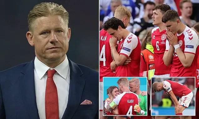 Euro 2020: Schmeichel Slams UEFA For Restarting Denmark vs Finland Game After Eriksen's Collapse
