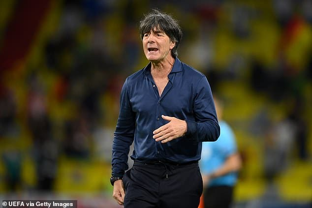 Euro 2020: 'England Should Expect An Improved Germany' – Low Warns