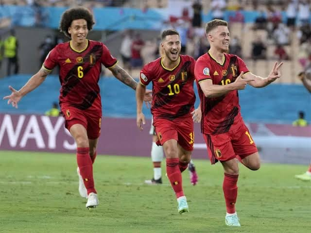 Euro 2020: Hazard Nets Wonder Goal As Belgium Knock Champions Portugal Out