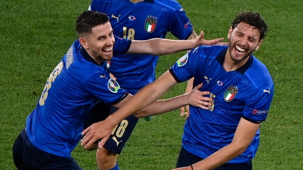 Euro 2020: Italy Gun For Record-Equalling Unbeaten Run As Wales Look To Cement Knockout Place