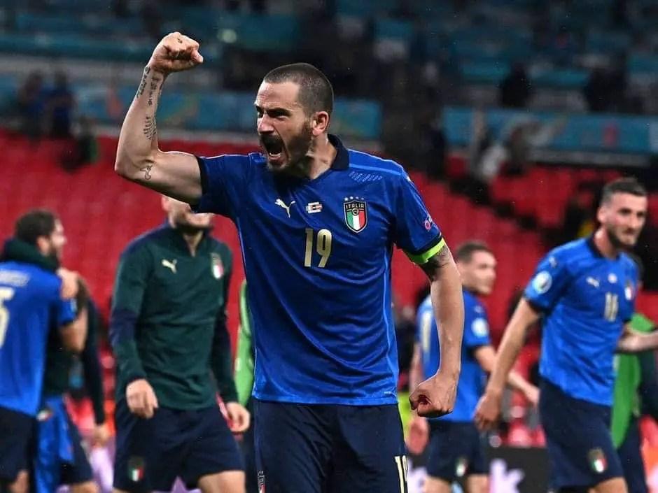 Euro 2020: Italy Edge Past Austria To Advance Into Quarter-finals