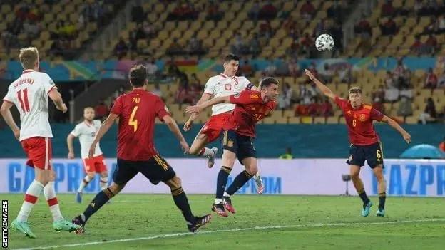Euro 2020: Lewandowski's Strike Keeps Poland's Knockout Hopes Alive After Draw vs Spain