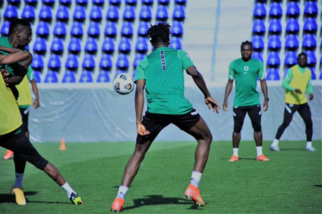 Awaziem: Super Eagles Ready For Cameroon Test