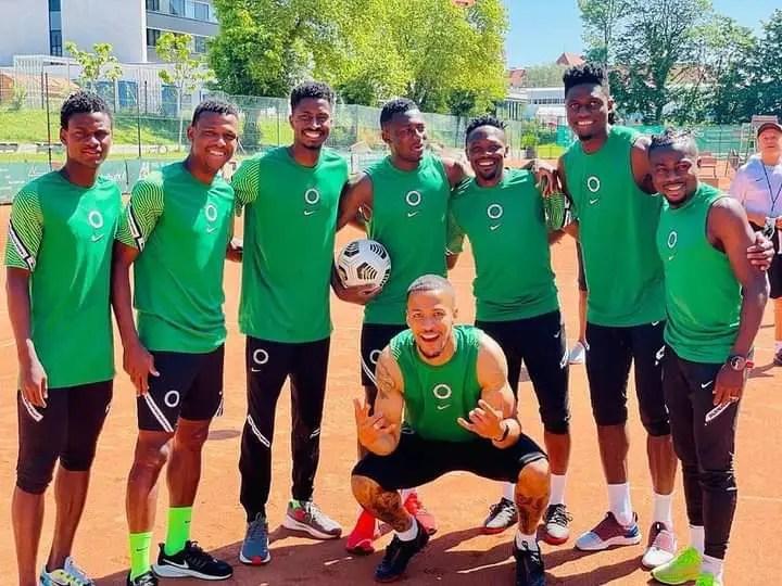 Okoye, Onuachu, Iheanacho, Simon Start For Super Eagles Vs Cameroon