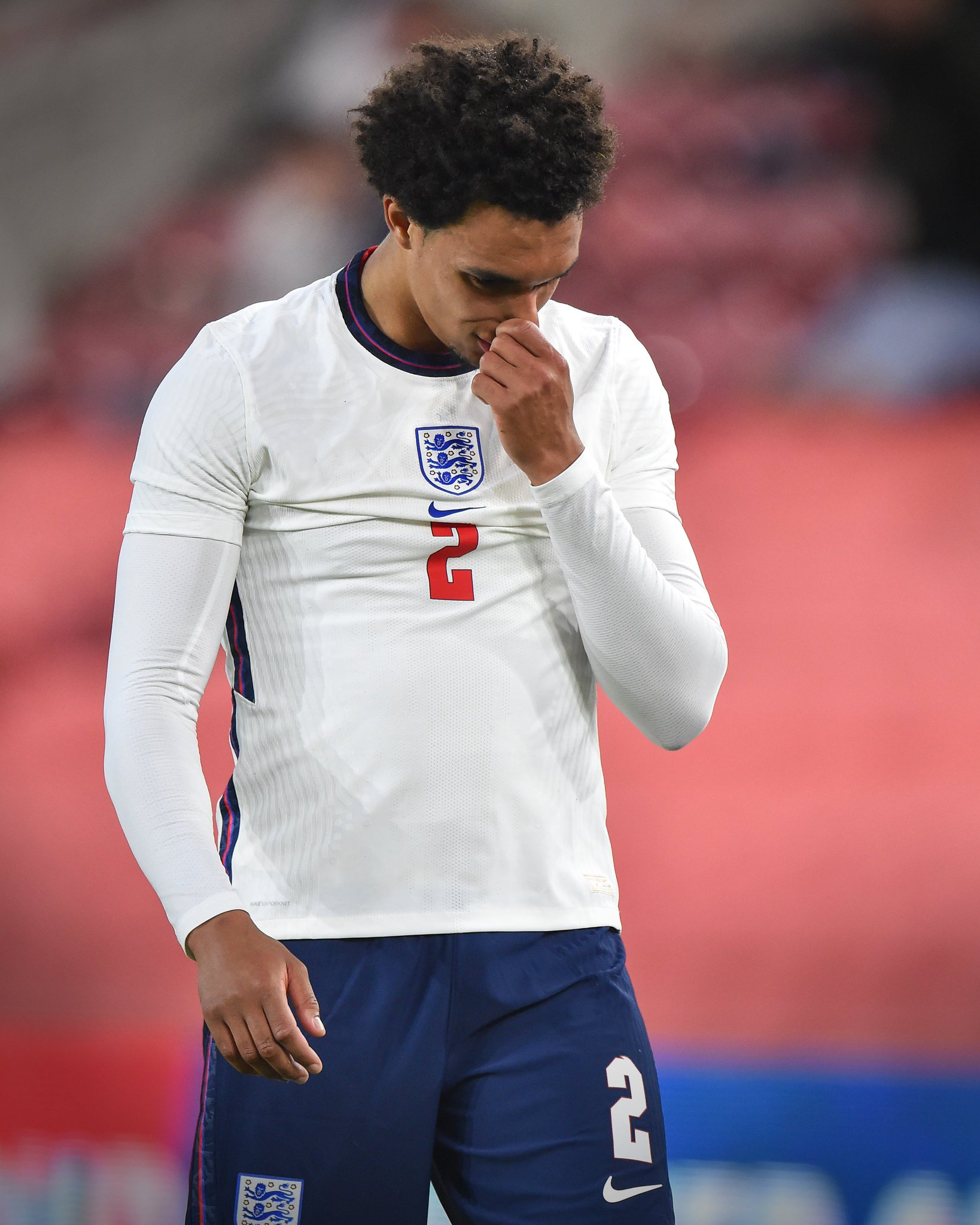 Liverpool Defender Alexander-Arnold Ruled Out Of Euro 2020