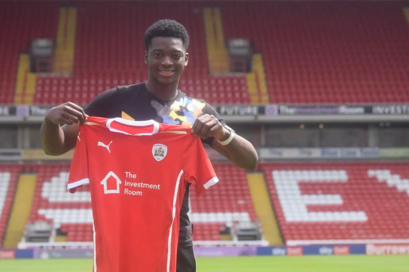 Ex- Eaglets Goalie Daniel Jinadu Joins Championship Club Barnsley