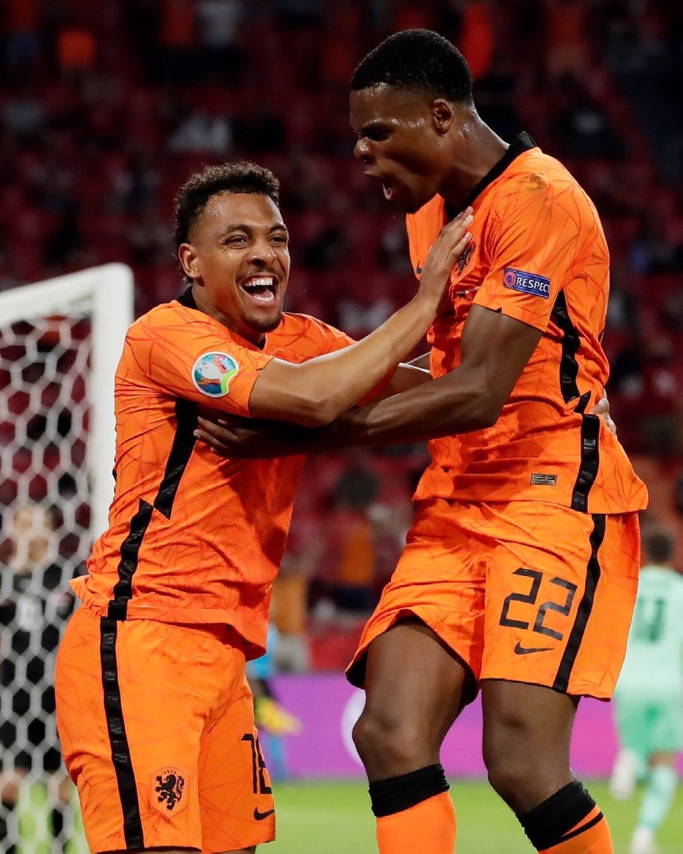 Euro 2020: Netherlands Cruise Past Austria Into Knockout Round