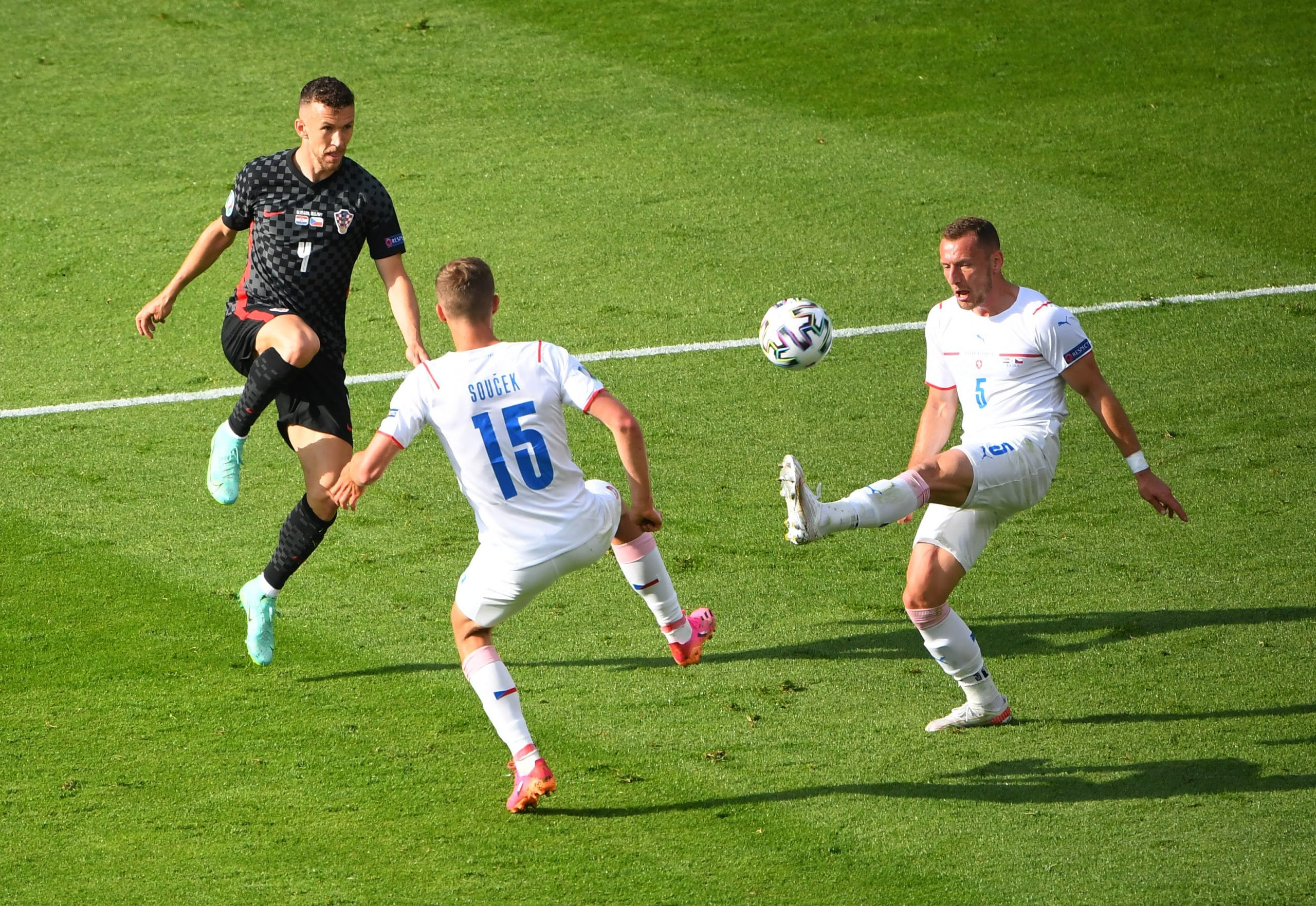 Euro 2020: Czech Hold Croatia To Strengthen Knockout Qualification Hopes