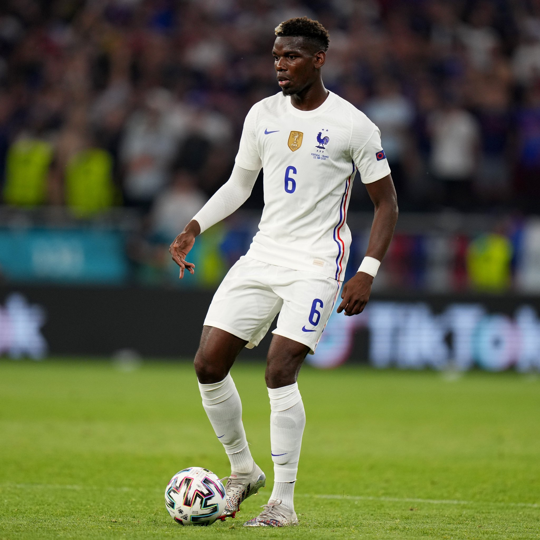 'Pogba Is So Good' – Aribo Gushes Over French Midfield Star