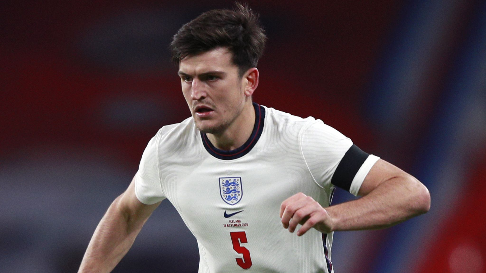 Euro 2020: Maguire Declares Self Fit For Scotland Game