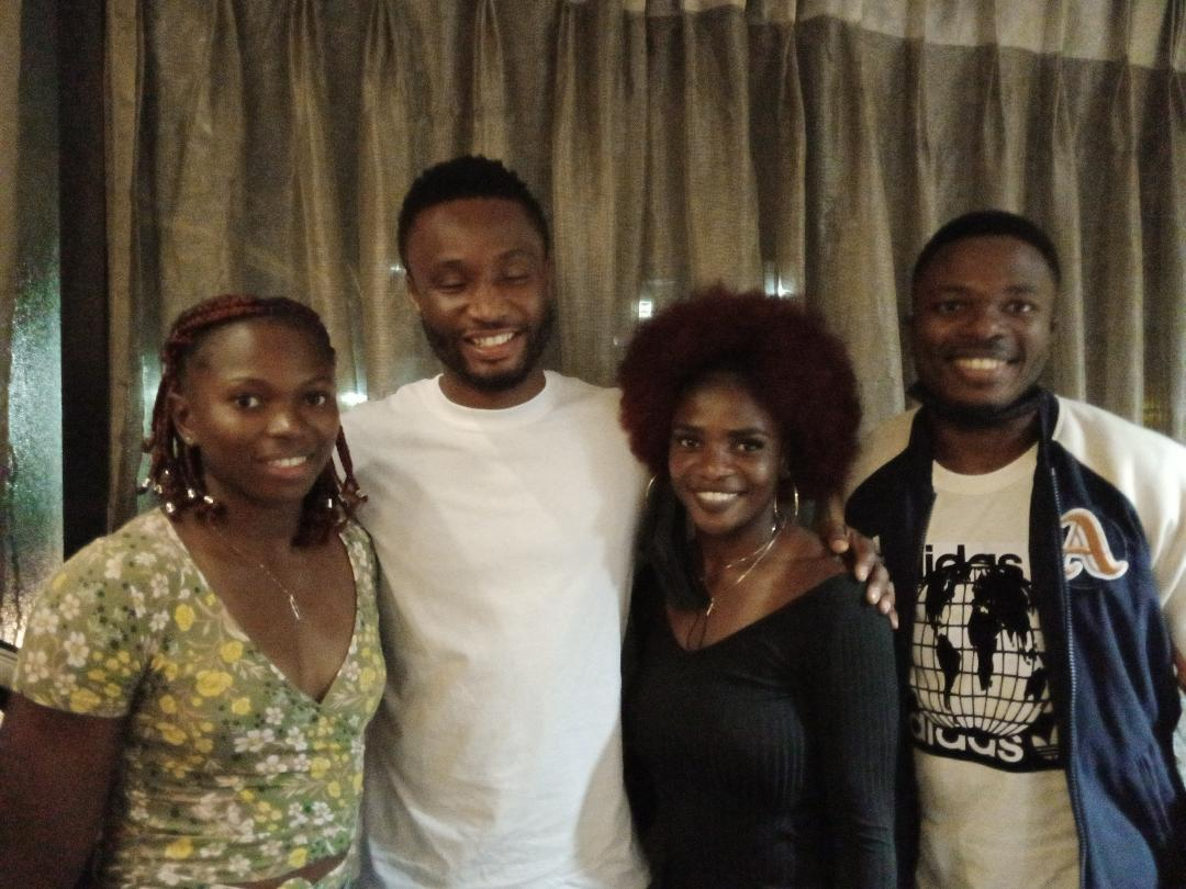 Mikel Dines With Tokyo Olympics-Bound Athletes, Charges Them To Go For Gold