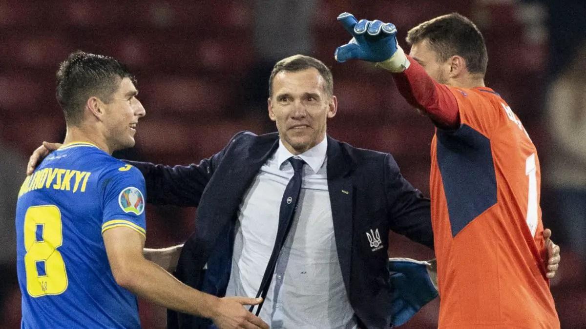 Euro 2020: Ukraine Will Silence England -Shevchenko Vows