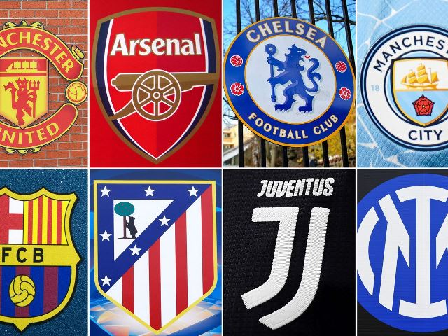 Top European Football Clubs To Lose  €7B – €8B Due To COVID-19