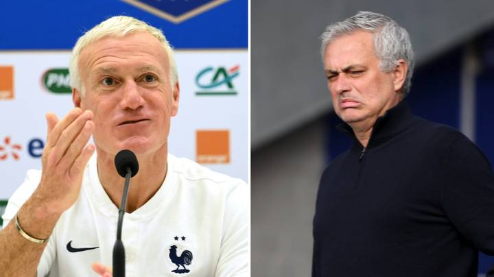 REVEALED: Why Deschamps Doesn't Like Me – Mourinho