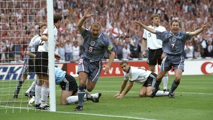 Euro 2020: SEVEN Classic Encounters Between England And Germany