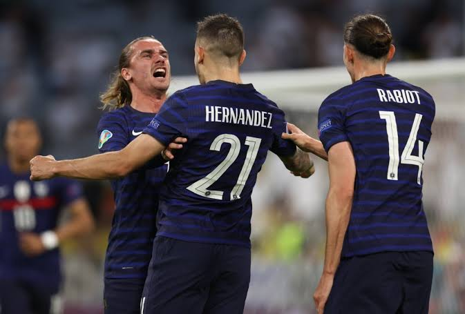 Euro 2020: France Ends Germany's Euro Championship Record After Hard-fought Win