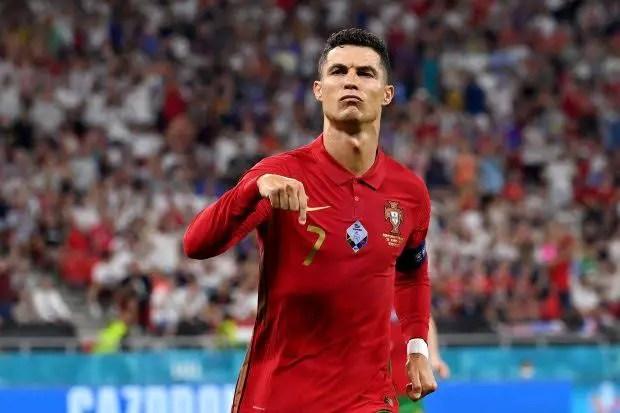Cristiano Ronaldo's Seven Records At Euro 2020 So Far