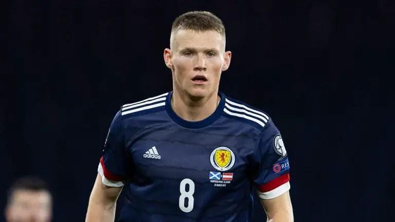 Euro 2020: England Are Beatable -McTominay Declares