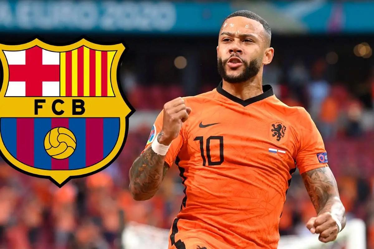 Depay Will Explode At Barcelona -Mourinho