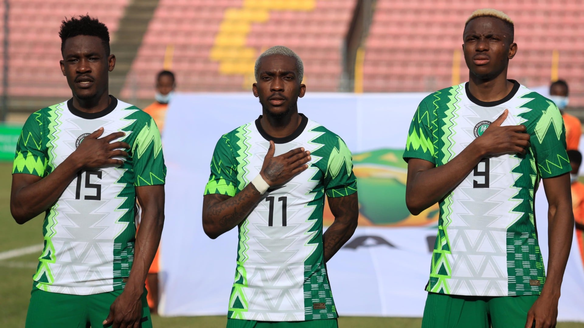 Exclusive: Why Super Eagles May Struggle In 2022 Africa Cup of Nations -Nwosu