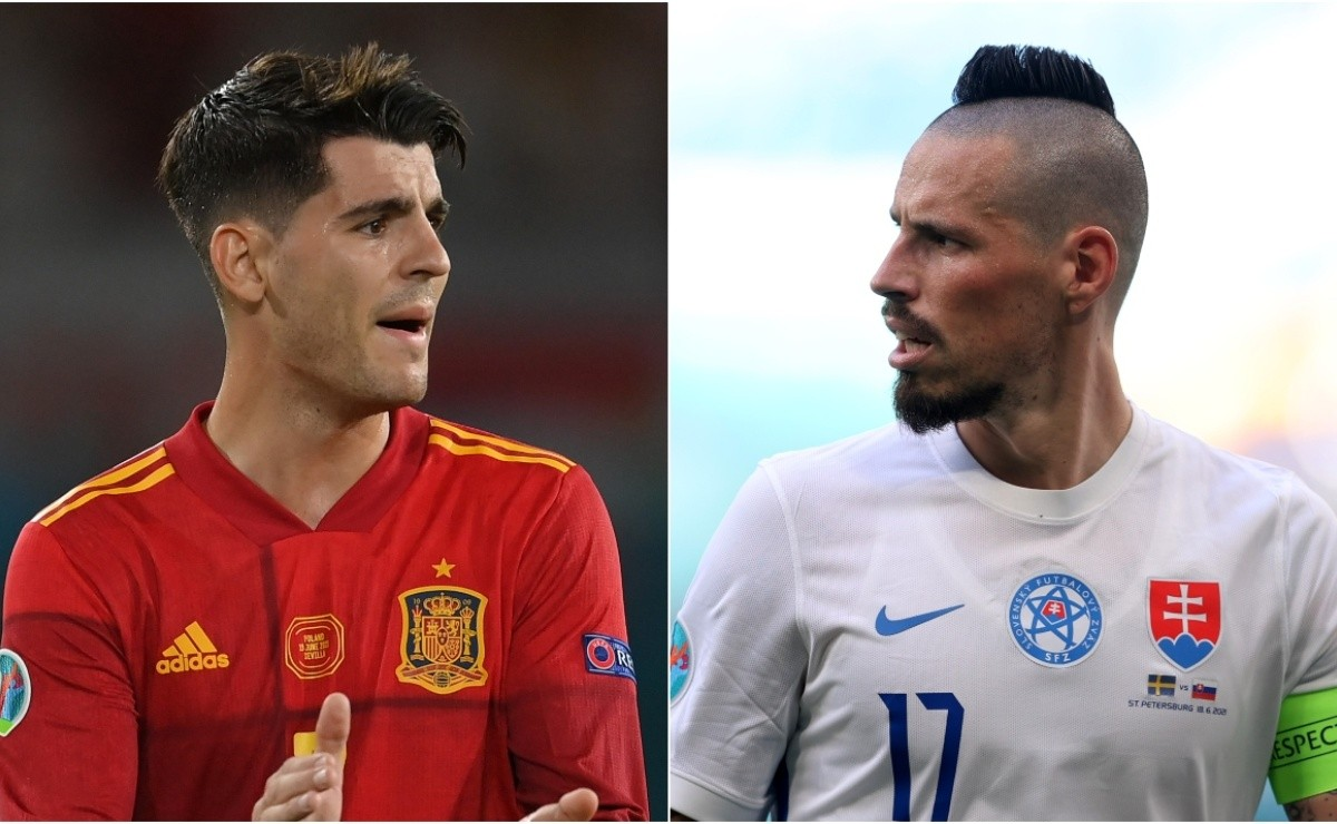 Euro 2020: Spain Tackle Slovakia For Round Of 16 Spot As Sweden Face Poland