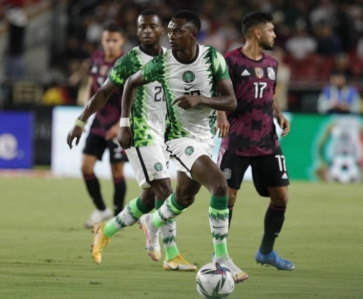 Exclusive: Home Based Eagles Will Learn Valuable Lessons From Loss To Mexico -Dosu