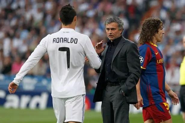 Madrid President Perez Branded C. Ronaldo, Mourinho 'Abnormal'