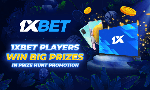 1xBet's Prize Hunt Promotion Final Draw Prizes Awarded – A Samsung TV, Two Smartphones, And Tons Of Bonus Points