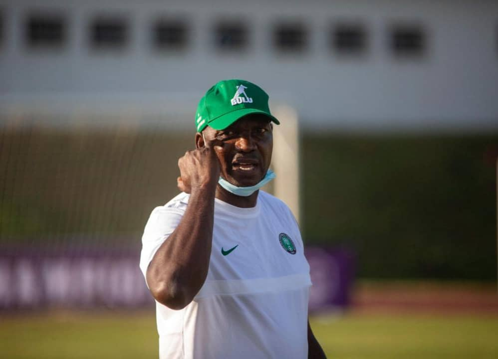 Eguavoen: How I Almost Lost My Eye Playing Against Mexico