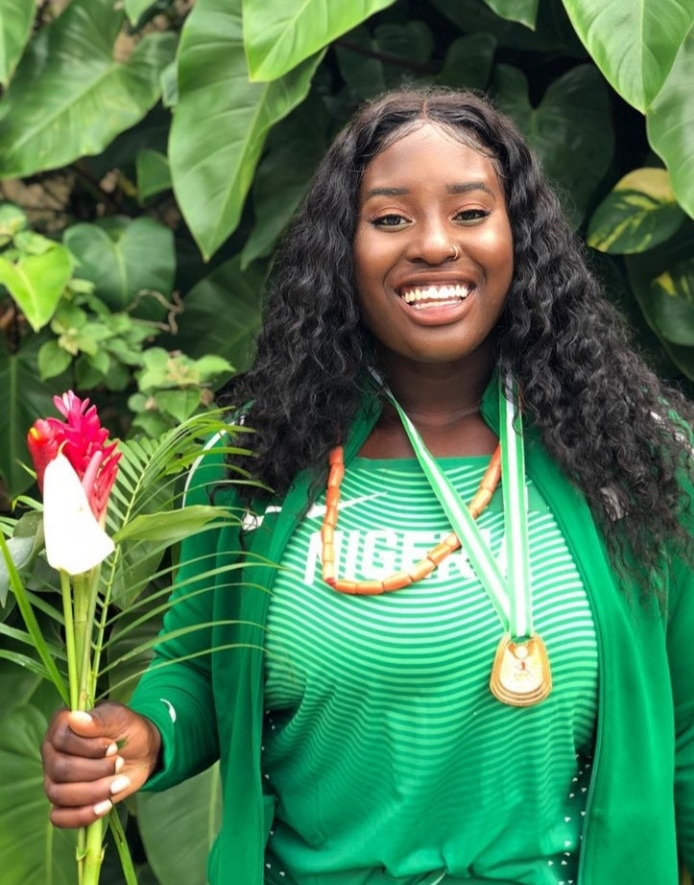 Tokyo 2020: Discus Queen Onyekwere Hopeful, Eager To Represent Nigeria Well