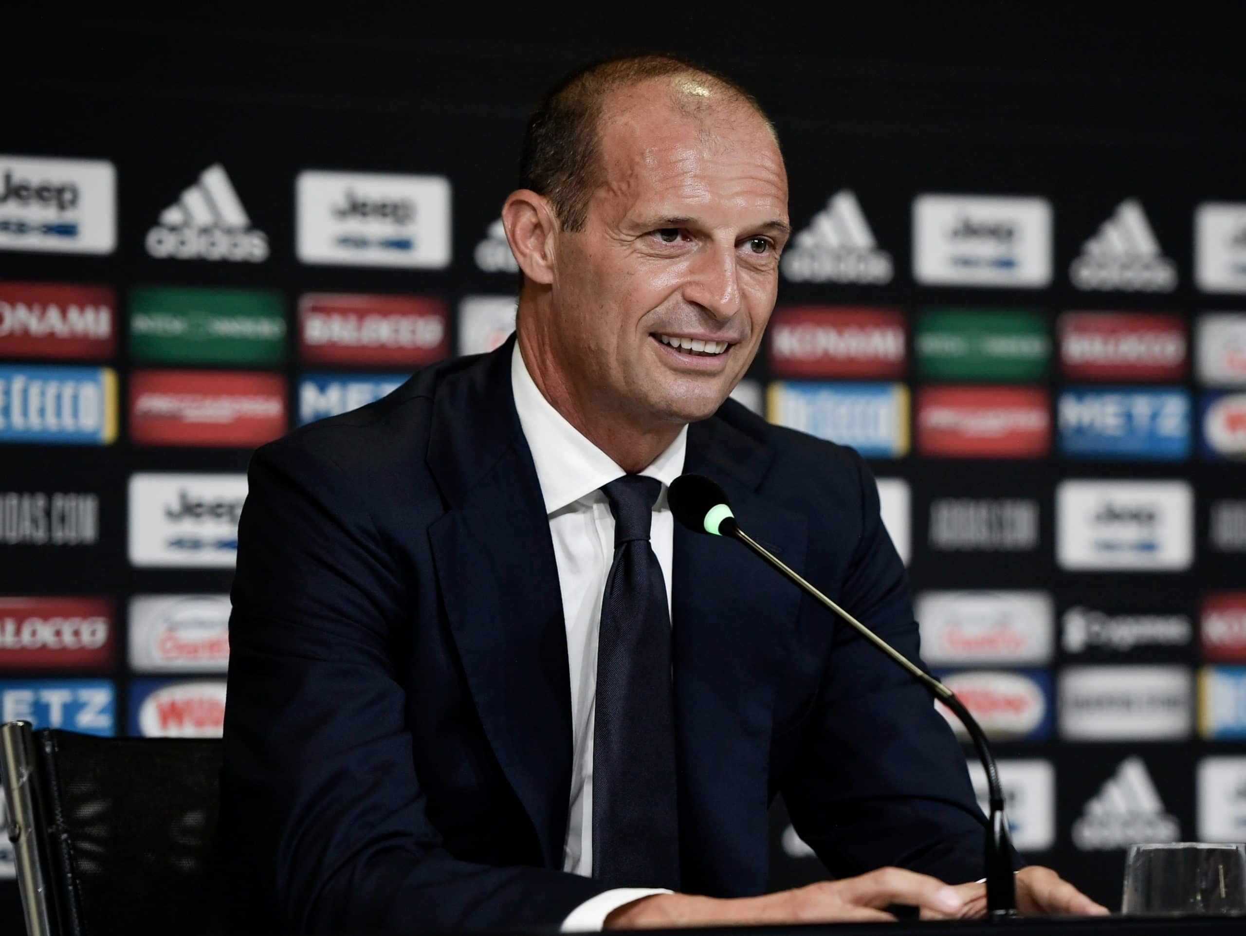 Allegri Opens Up On Selection  Of New Juventus  Captain